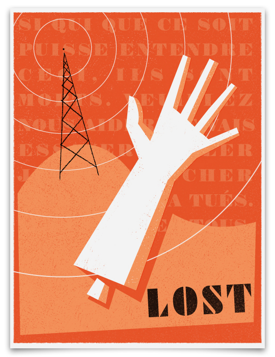 Lost Poster 06