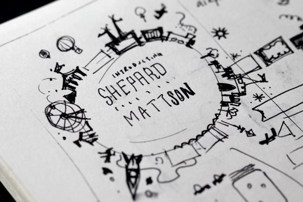 Shepards Birth Announcement Mattson Creative – Creative Birth Announcement