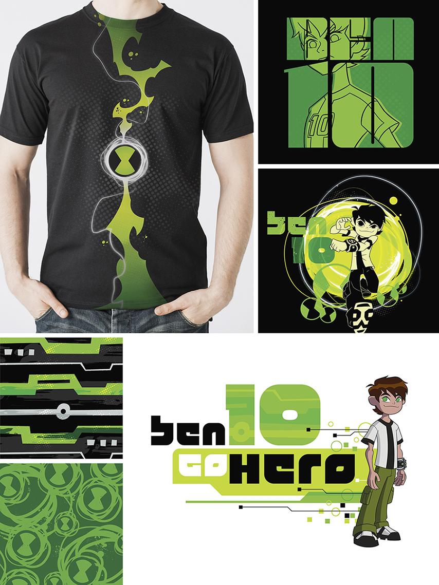 Ben 10 new 854