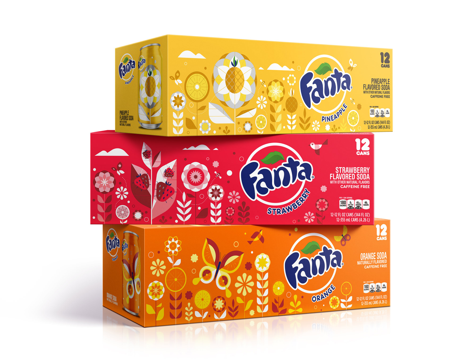 Fanta spring cans 04