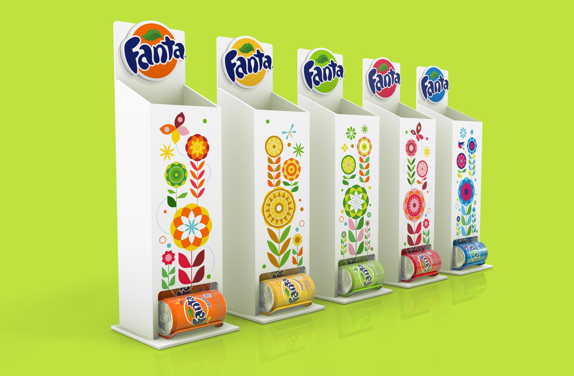 Fanta spring cans 05